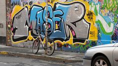 Dublin Street Art Photographed Using A Sony NEX-VG10 - [ http://photography.osx128.com/dublin-street-art-photographed-using-a-sony-nex-vg10-11/ ] #Graffiti
