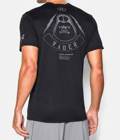 Shop Under Armour for Men's Star Wars UA Dark Side Club T-Shirt in our Mens Tops department.  Free shipping is available in US.