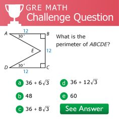 eBook is a compilation of must-know GRE Math formulas for you to reference and…