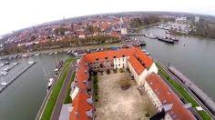 Haven van Hoorn met drone en Gopro