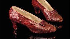 $1 million reward for Dorothy's ruby slippers - CBS News  http://www.cbsnews.com/news/1-million-reward-for-dorothys-ruby-slippers/