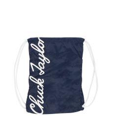 7a3382adebdf Converse Cinch Bag Navy Navy Cinch Bag, Drawstring Backpack, Converse,  Sweatpants, Rompers