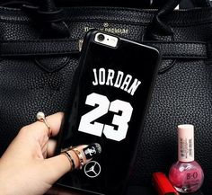 Michael Jordan 23 Mirror Case