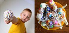 Easter egg maracas!