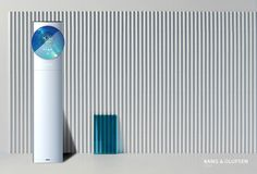 Air conditioner : what if designed by 'bang&olufsen' on Behance