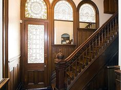 The Wilhelm Mansion is an important Gothic Revival-style landmark residence in Reading, Pennsylvania. Built in 1877, it is listed on the National Register of Historic Places.