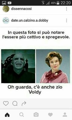 La persona che invade i nostri incubi Harry Potter Tumblr, Harry Potter Anime, Harry Potter Love, Harry Potter Fandom, Harry Potter Memes, Harry Potter World, Welcome To Hogwarts, Saga, Funny Test