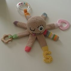 Crochet Toys Patterns, Baby Knitting Patterns, Stuffed Toys Patterns, Crochet Eyes, Cute Crochet, Baby Batman, Crochet Octopus, Cute Pattern, Diy Baby