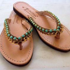 Mykonos Sandal