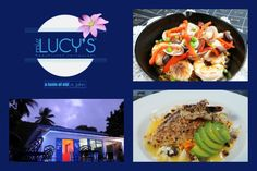 Miss Lucy's offers a true taste of old St. John with fresh and flavorful Virgin Island cuisine plus unforgettable views!