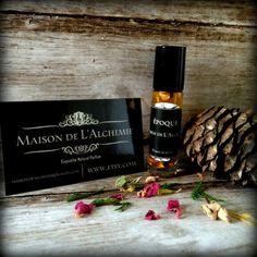 EPOQUE Perfume Oil  Orris Root Blood Orange by MaisonDeAlchimie