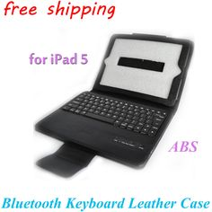 Find More Covers & Cases Information about 83 keys 9.7 inch rechargeable ABS ultra thin Bluetooth 3.0 wireless keyboard folding Leather Case for iPad 5 FREE SHIPPING,High Quality keyboard aspire,China keyboard panel Suppliers, Cheap keyboard mac from home of charging treasure and accessories on Aliexpress.com