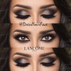 Love the eye make up