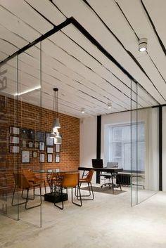 Офис Архитектурного бюро, Архитектурное бюро Александры Федоровой