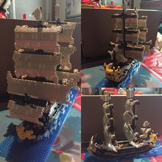 Spent almost 6 hours constructing this. I love nanoblocks.. they always give a good challenge (NB030- Sailing Ship) and welcome to my ever expanding collection! This is also an expensive hobby shall I mention.  #nanoblock #nanoblockaddict #challenge #hobby #fun #satisfying #sorebum #soreback #worthit @nanoblock_nanoid
