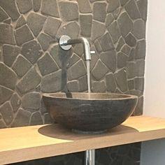 Like jij deze zwarte wasbak?  by sanisaleofficial Bathroom designs.