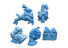 #CakeDecorating #Shop First Impressions #Silicone #Mould - #Christmas #Set http://www.mycakedecoratingshop.co.uk/chocolate-making-shop/chocolate-moulds/christmas-set-2-silicone-first-impression-mould