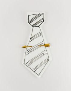 Arrow Tie Bar Clasp for the Man You Love Gift by PartialtoPretty, $20.00