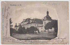Rychnov nad Kněžnou, zámek hrabě z Kolovratů, DA (5567446944) - Aukro - největší obchodní portál