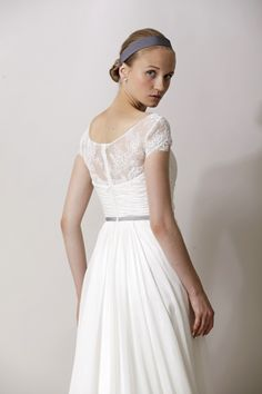 Alyne by Rivini - Fall 2014 - Available in Oklahoma exclusively at BeLoved Bridal Boutique in Norman Oklahoma. http://www.belovedbridalboutique.com