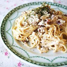 Tofu, Food Inspiration, Spaghetti, Ethnic Recipes, Foods, Drinks, Blog, Per Diem, Food Food