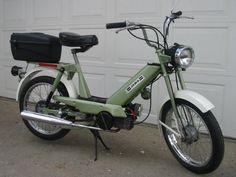 Jawa Transistor 40 Mopeds, Mini Bike, Classic Bikes, Motorcycles, Cars, Vehicles, Vintage, Rolling Stock, Vintage Comics