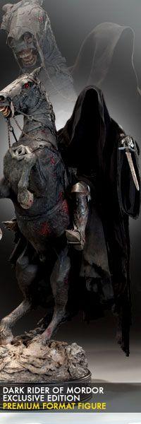 Dark Rider of Mordor Premium Format Figure