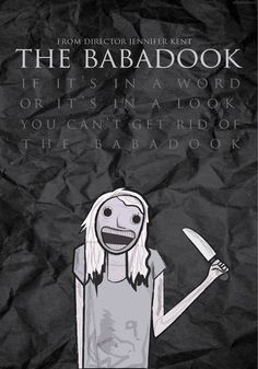 The Babadook by Creator Zi Wei Koh