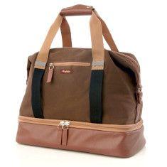 Po Campo Umber weekender & gym bag