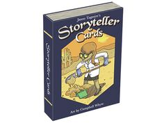 Board Games and Speech Therapy: Storyteller Cards   - Pinned by @PediaStaff – Please Visit ht.ly/63sNtfor all our pediatric therapy pins