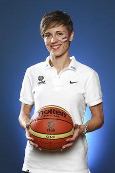 Equipe de France féminine   FFBB (Céline Dumerc)