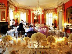 Venue: William Aiken House charleston wedding venues