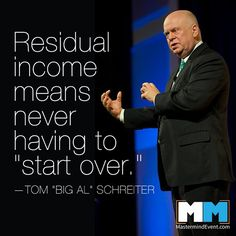 BUILD A STRONG FOUNDATION WITH RESIDUAL INCOME