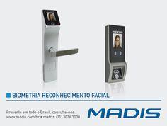 A Biometria Reconhecimento Facial é um moderno recurso disponível na tecnologia da informação, que pode identificar pessoas a partir das suas características genéticas. A Biometria Reconhecimento Facial aumenta de forma significativa a segurança da identificação pessoal, podendo ser utilizada em todos os segmentos do mercado.