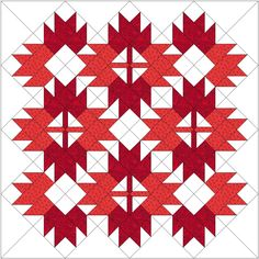 Happy Canada Day ( July In honor of the day, here are some free Canadian maple leaf quilt and table runner patterns! Flag Quilt, Patriotic Quilts, Quilt Blocks, Canadian Quilts, Canadian Flags, Quilts Canada, Two Color Quilts, Red And White Quilts, Barn Quilt Patterns