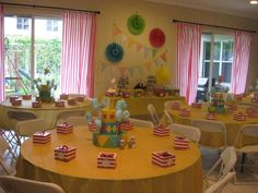 "Photo 1 of 17: Circus / Baby Shower/Sip & See ""Heather's Big Top Baby Bash"" 