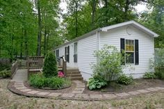 """Posted at  """"How to Beautify Your Wheelchair Ramp"""" THA Group -  Photo credit New Dimension Homes"""