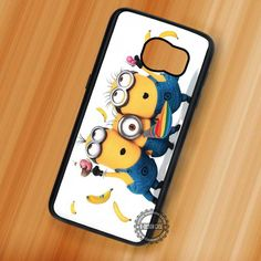 Banana Minion Despicable Me - Samsung Galaxy S7 S6 S5 Note 7 Cases & Covers