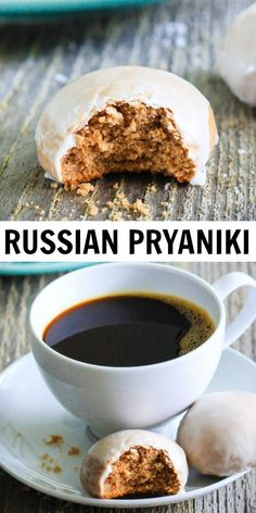 This Traditional Russian Pryaniki recipe with an easy mint glaze is a perfect tea or coffee accompaniment that comes together easily and is simple enough for any novice cook to manage. Russia, which has come together for cent Dutch Recipes, Cuban Recipes, Russian Recipes, Baking Recipes, Dessert Recipes, African Recipes, Russian Pastries, Russian Dishes, Russian Desserts