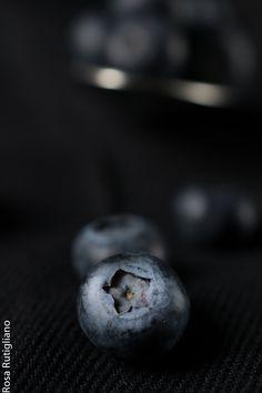 Blueberries by Rosa Rutigliano