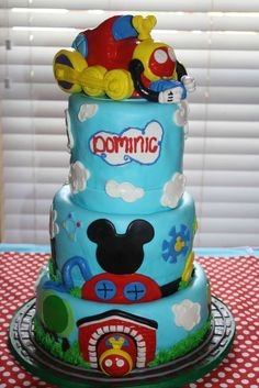 Mickey Clubhouse Birthday Party Ideas | Photo 1 of 30 | Catch My Party