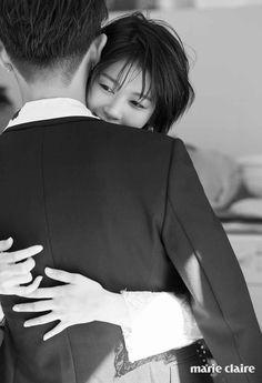 Jung So Min 정소민 y Lee Joon 이준 – Sesión de fotos para la revista Marie Claire Korea – Jung So Min House Young Actresses, Korean Actresses, Korean Actors, Actors & Actresses, Korean Celebrity Couples, Korean Celebrities, Jung So Min, Couple Photoshoot Poses, Wedding Photoshoot
