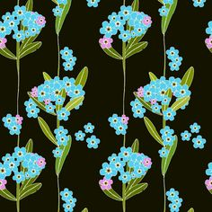 forget me not (how could you forget these patterns?)