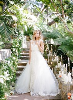 Wedding Dress Inspiration - Photo: Rebecca Yale Photography