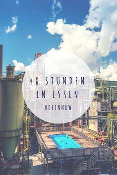 Entdecke die Kulturstadt Essen im Ruhrgebiet in 48 Stunden. © Tourismus NRW e.V. , Dominik Ketz