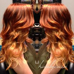 <3 love this ombre!