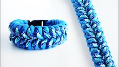 How to Make the Reflections Paracord Bracelet Tutorial | @lakebrosparacord - YouTube