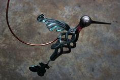 welding class hummingbird
