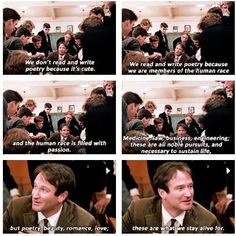 """reflection movie dead poet s society A reflection on the movie """"dead poet's society"""" history constantly witnesses the never-ending struggle between tradition and innovation as an old adage goes, """"the only constant thing in this world is change"""" and it is indeed true."""