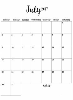 Free Monthly Calendar Printable  Free Monthly Calendar Free